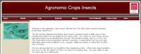 Agronomic Crops Insects Webpage