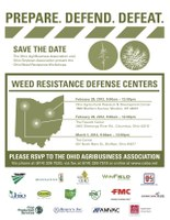 Ohio Weed Resistance Management Workshops