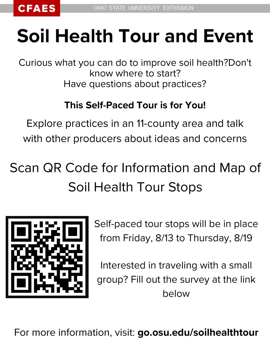 soil health day flyer