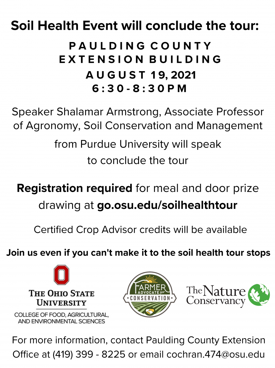soil health flyer