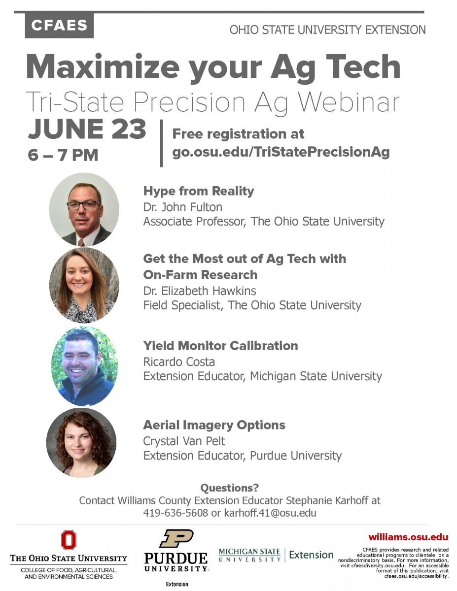 2020 Tri State Precision Ag Flyer