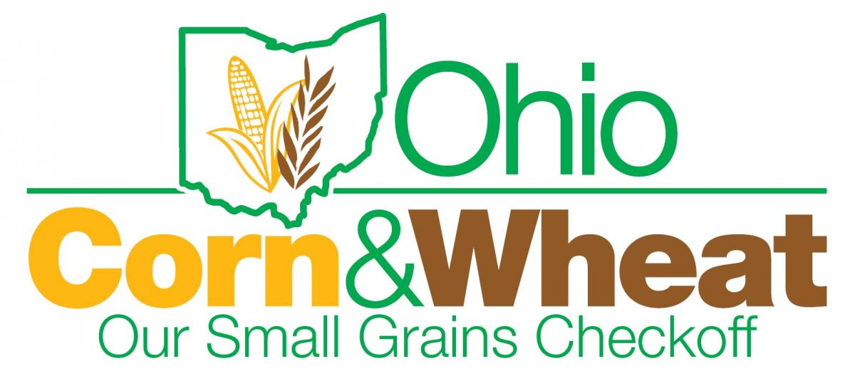 Ohio Corn & Wheat Small Grains Checkoff Program logo