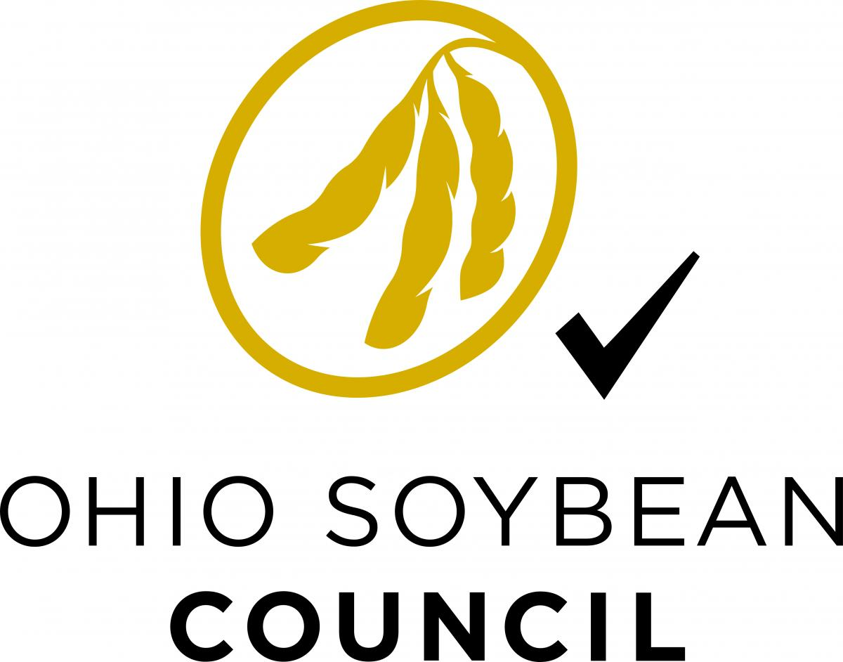 Ohio Soybean Council Checkoff logo