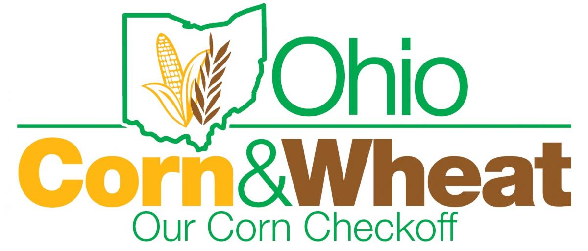 Ohio Corn & Wheat Corn Checkoff logo