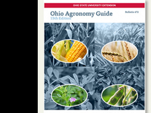 agronomy guide cover