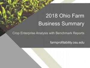 Ohio Farm Business Summary