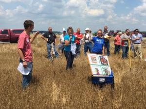 Soil Health Demonstration