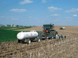 Anhydrous Ammonia Application