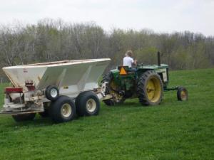 Forage Fertilization