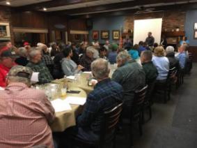 Conservation Tillage Club Breakfast Series