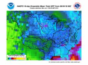 Ohio Weather Pattern 6-4-2018