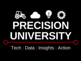 Register Now! Precision U: In-Season Decisions