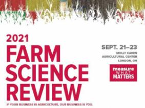 Farm Science Review 2021