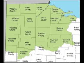 Counties impacted by Senate Bill 1