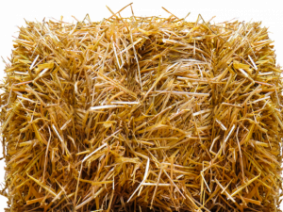 What is the Nutrient Value of Wheat Straw?