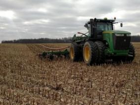 Winter Application of Manure