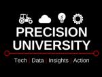 Precision University Logo
